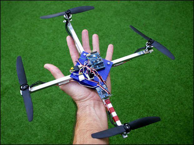 Как собрать дрон своими руками дешево 52