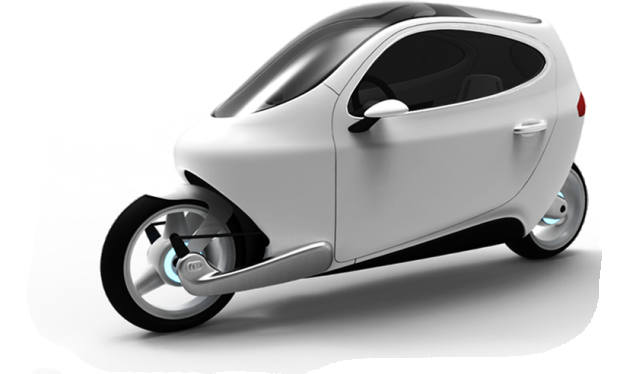 Bikes That Look Like Cars It s a covered bike that you